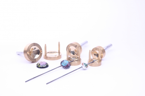 Set of Lampwork 23-30-40 mm Brass Press